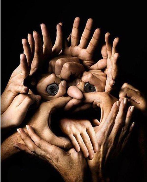 515 Dnevna doza kreativnosti: Igra prstiju