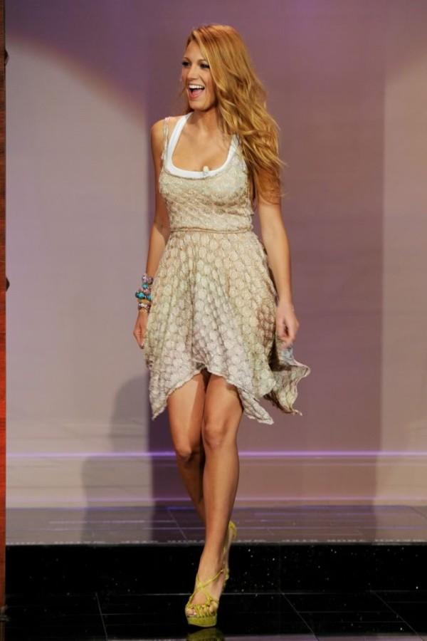 517 10 haljina: Blake Lively