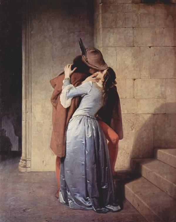 66 Pisma Juliji: Poljupci