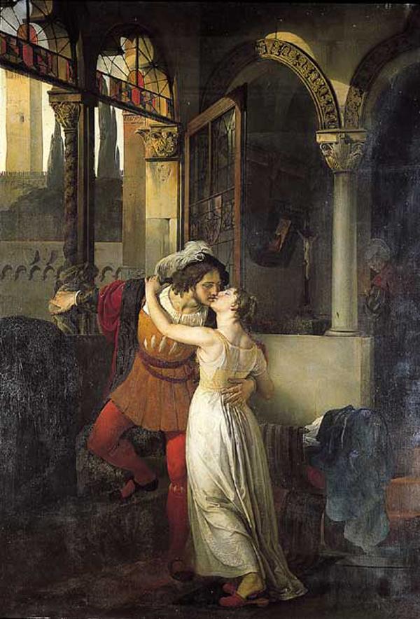 76 Pisma Juliji: Poljupci