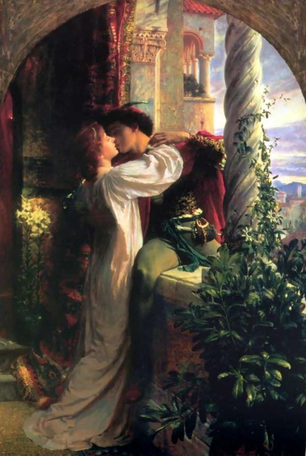 93 Pisma Juliji: Poljupci