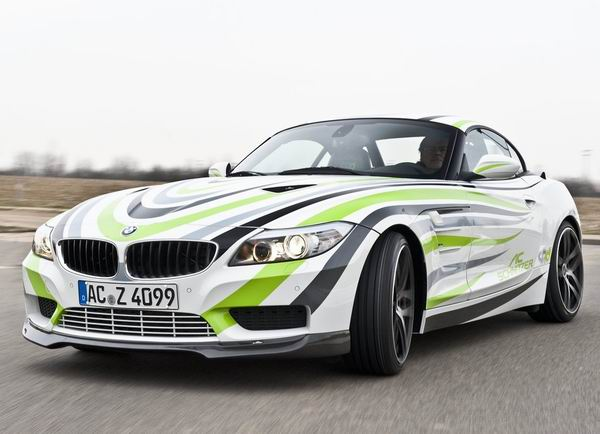 AC Schnitzer 99d Concept 2011 200km/h: Bondova devojka, luksuzni Lexus, štelovani Schnitzer i ljupka starica
