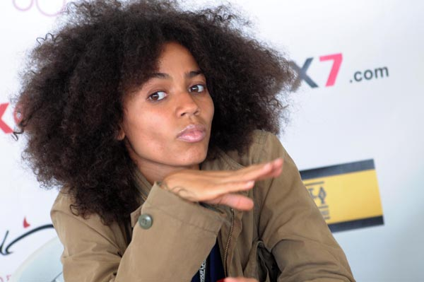 ACE 7952 Wannabe intervju: Nneka