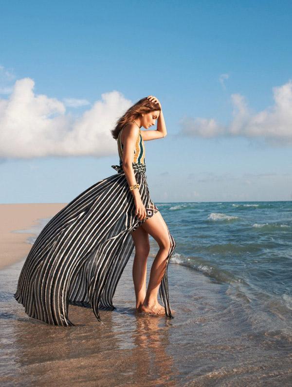 """AndreaVB02 """"Vogue Brasil"""": Avgustovska moda"""