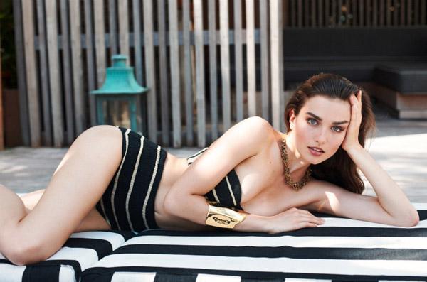 """AndreaVB06 """"Vogue Brasil"""": Avgustovska moda"""