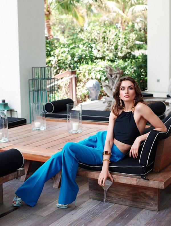 """AndreaVB11 """"Vogue Brasil"""": Avgustovska moda"""