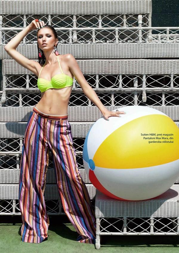 Cerciu Landiana Alexandra 4 thumb Rumours Magazine: Lepota u bojama leta