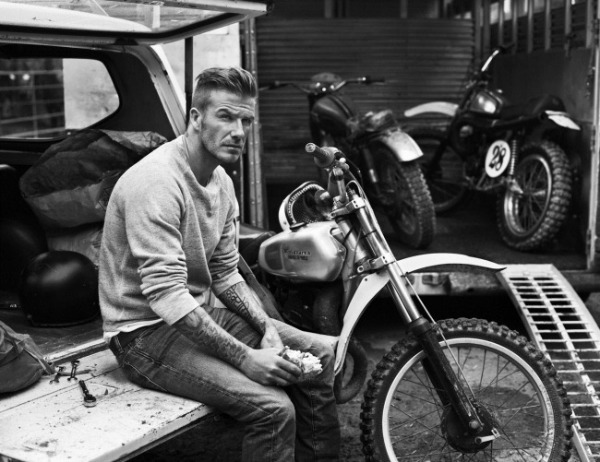 "David Beckham5 ""Esquire UK"": Muževni David Beckham"