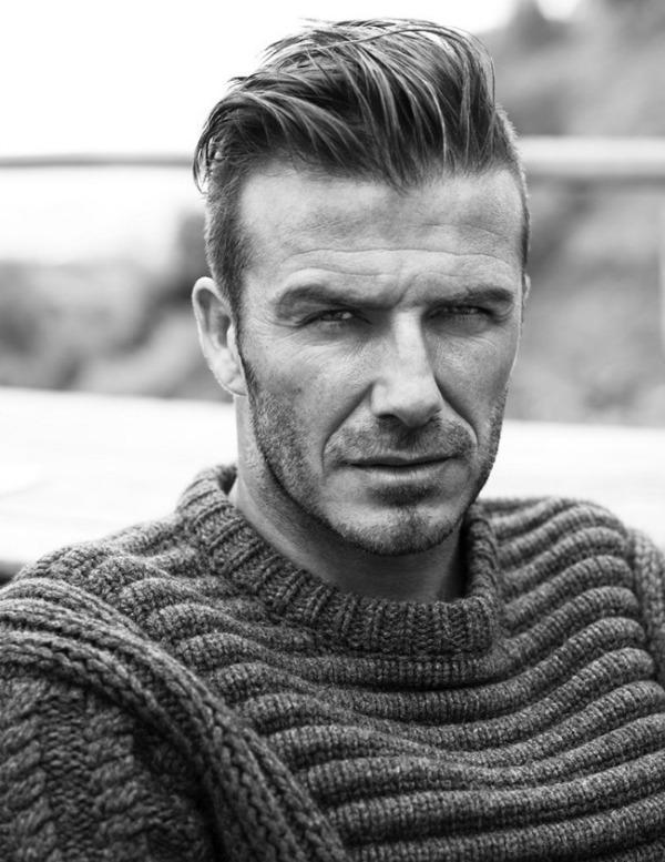 "David Beckham6 ""Esquire UK"": Muževni David Beckham"