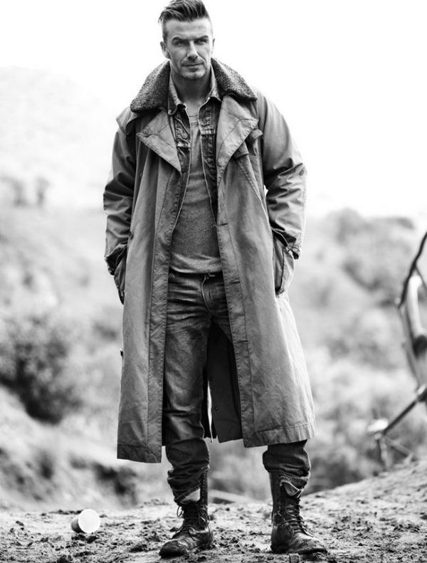 "David Beckham8 ""Esquire UK"": Muževni David Beckham"