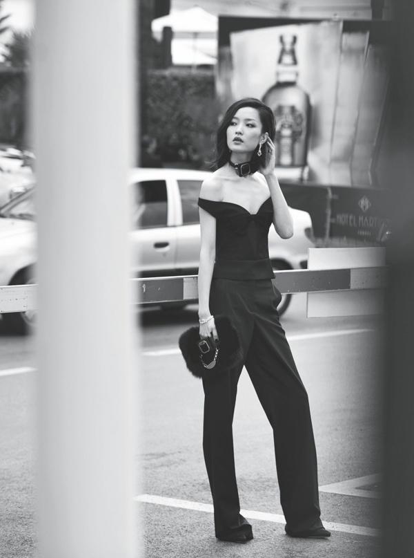 "Du Juan Chai Lizeng1 730x982 ""Harpers Bazaar"": Devojka iz Kine"
