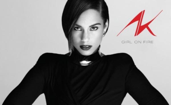 Girl On Fire 550x339 Alicia Keys: Sin Egypt na novom albumu