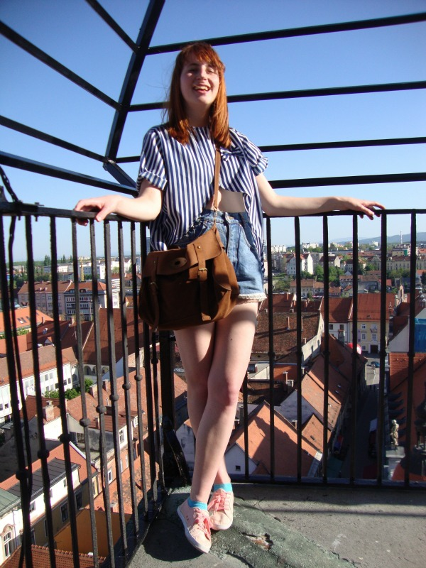 Life.Style .Fun . 4 Wannabe intervju: Anita Pukšić, slovenačka modna blogerka