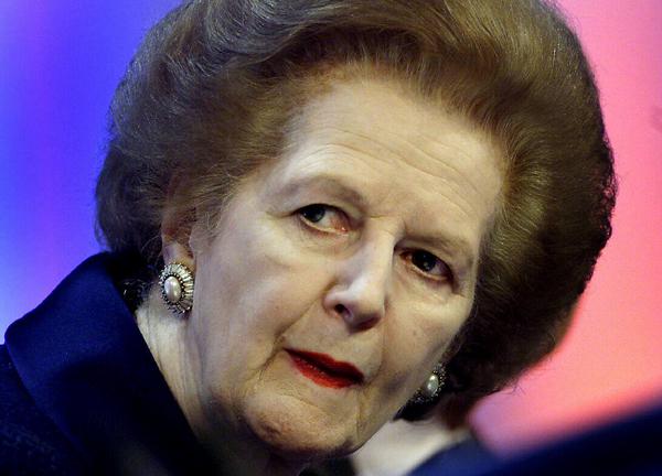 Margaret1 Ljudi koji su pomerali granice: Margaret Thatcher