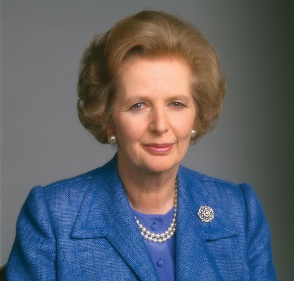 Margaret2 Ljudi koji su pomerali granice: Margaret Thatcher