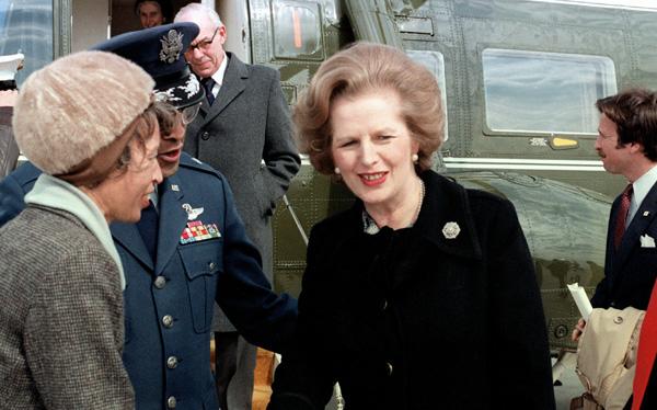 Margaret3 Ljudi koji su pomerali granice: Margaret Thatcher