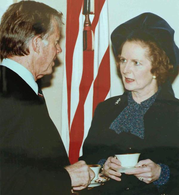 Margaret4 Ljudi koji su pomerali granice: Margaret Thatcher