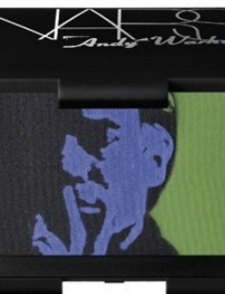 Modni zalogaj: Andy Warhol inspirisao liniju šminke Nars