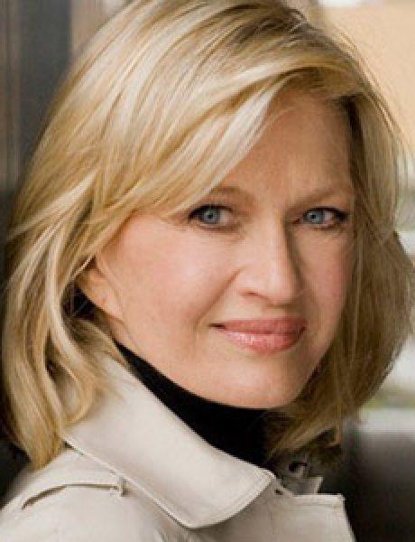Stil moćnih ljudi: Diane Sawyer, najvažnije je naći odgovore