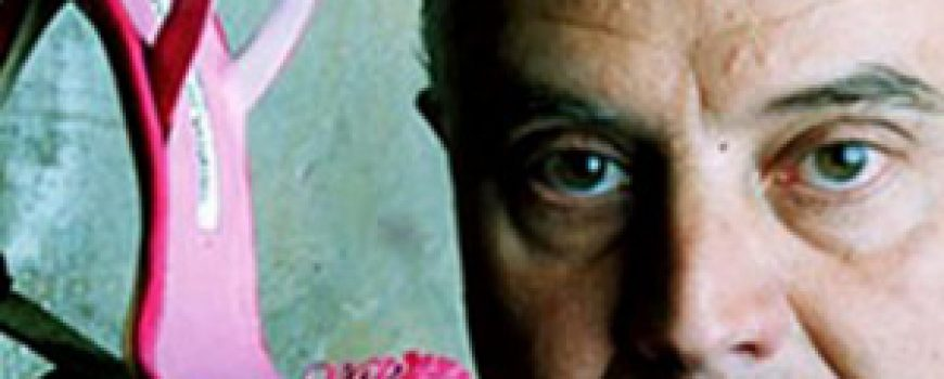 Stil moćnih ljudi: Manolo Blahnik