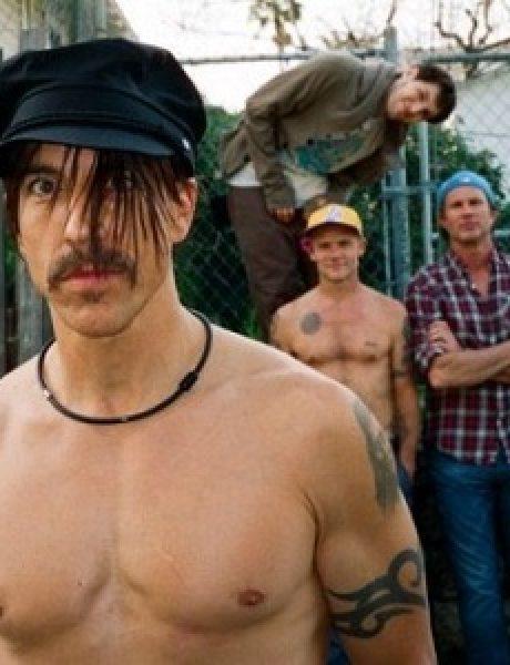 Red Hot Chili Peppers imaju dve nove pesme