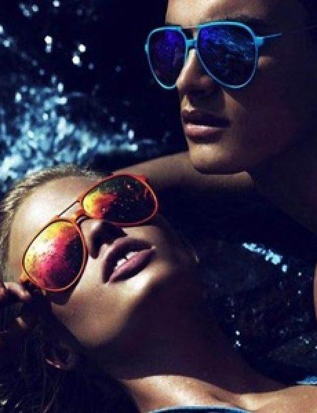 Calvin Klein: Šareni i seksi