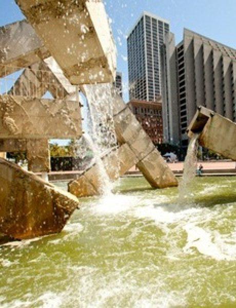 Top 10 najlepših fontana na svetu