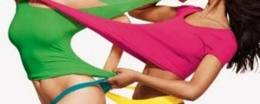 Undercolors of Benetton: Eksplozija boja
