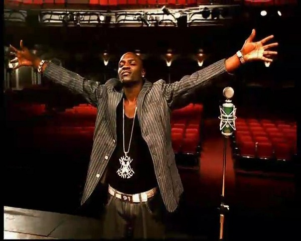 "Slika 1 Akon The Best of RnB: Akon ""Lonely"""