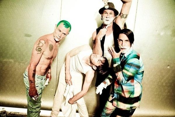 Slika 1 RHCP Red Hot Chili Peppers imaju dve nove pesme