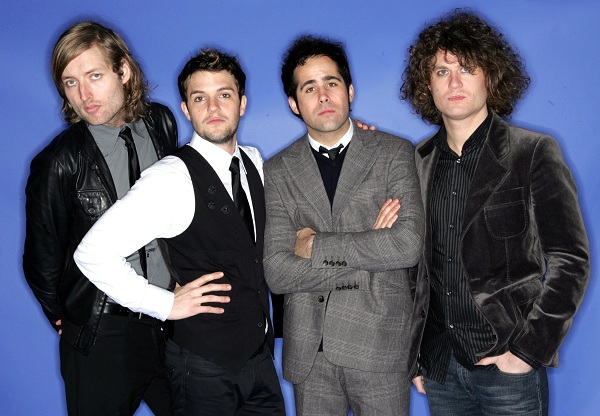 Slika 1 The Killers The Killers otkrivaju nazive novih pesama