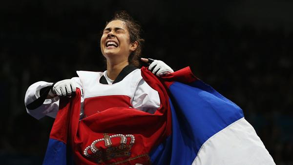 Slika 104 Heroji Olimpijskih igara u Londonu