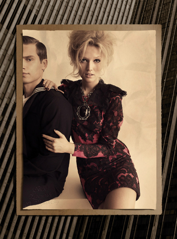 "Slika 1111 ""Vogue Germany"": Dani slave"