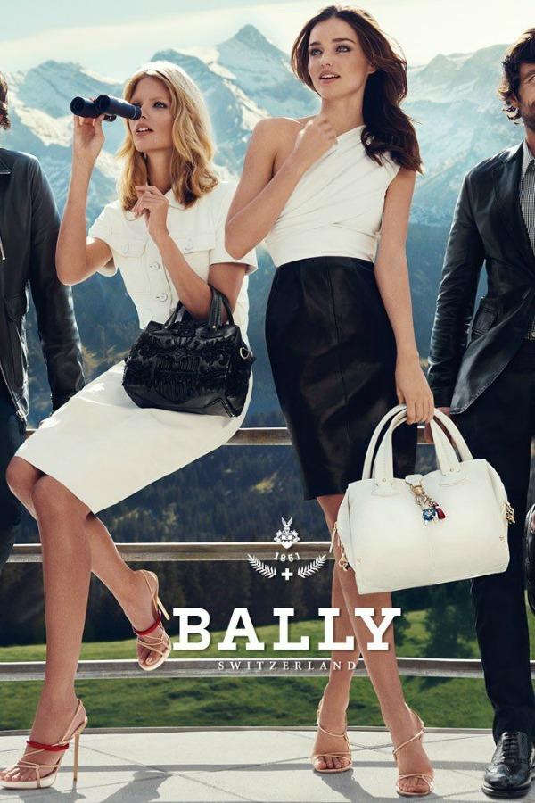 Slika 113 Bally: Poslovna elegancija
