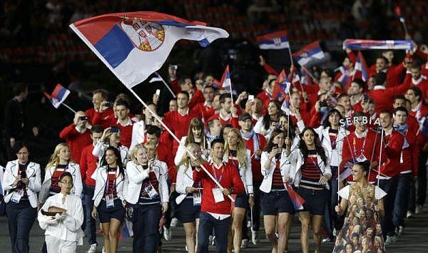 Slika 124 Anketa: Pratite li Olimpijske igre?