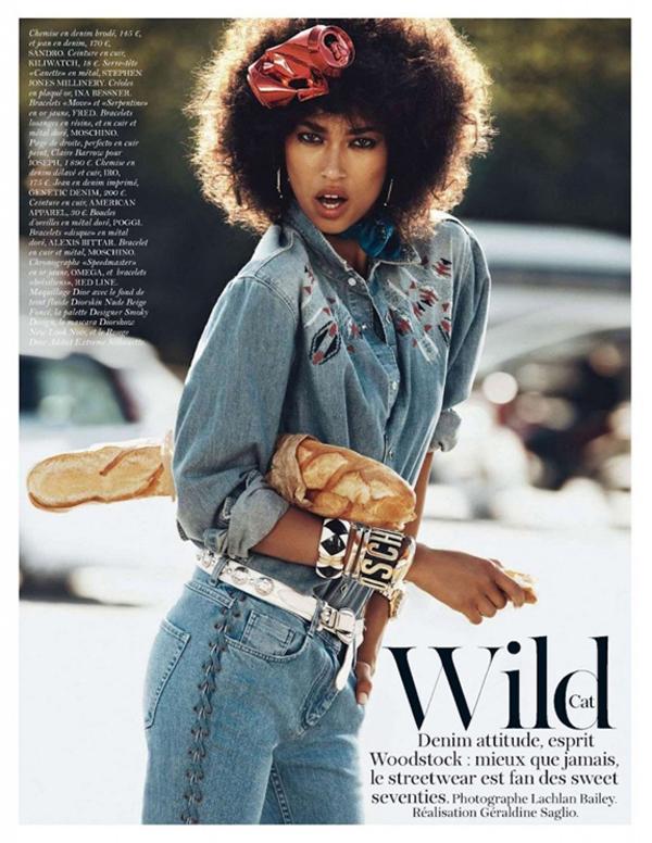 """Slika 14 """"Vogue Paris"""": Jednostavno divlja!"""