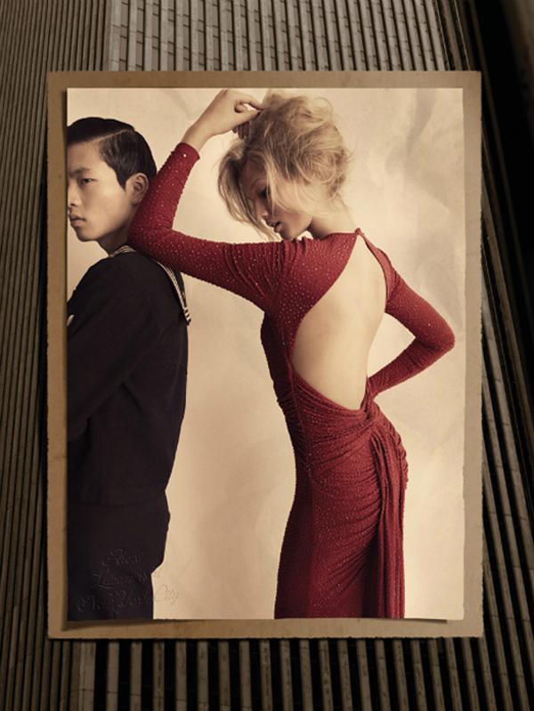 "Slika 1410 ""Vogue Germany"": Dani slave"