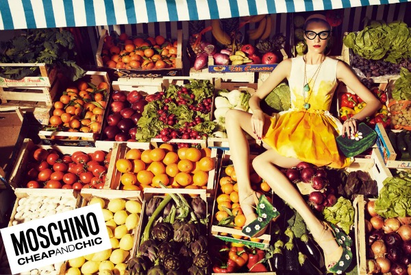 Slika 180 Moschino: Letnja rapsodija boja