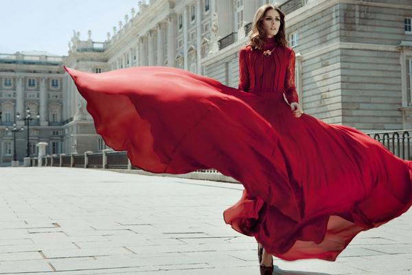 """Slika 236 """"Tatler Russia"""": Sve boje duge"""