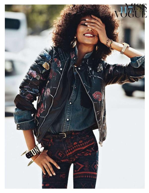 """Slika 25 """"Vogue Paris"""": Jednostavno divlja!"""