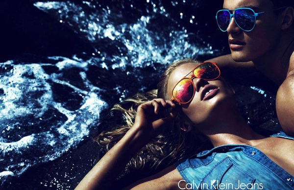 Slika 265 Calvin Klein: Šareni i seksi