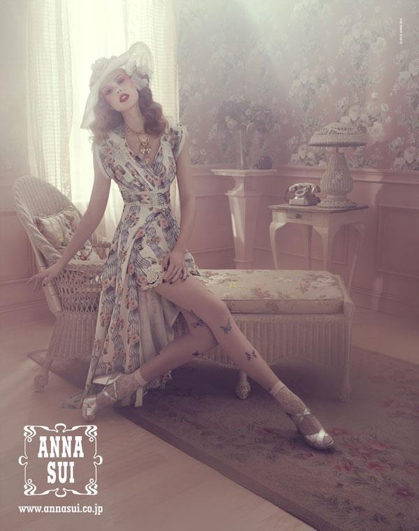 Slika 266 Anna Sui: Romantični san