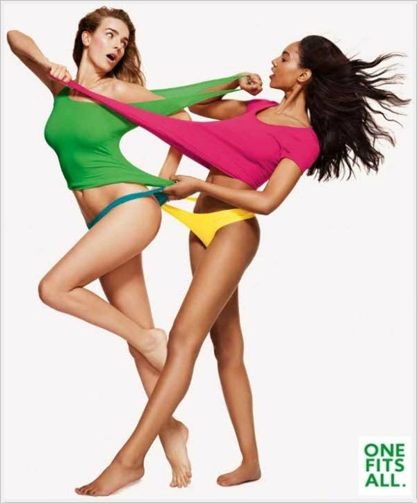 Slika 311 Undercolors of Benetton: Eksplozija boja
