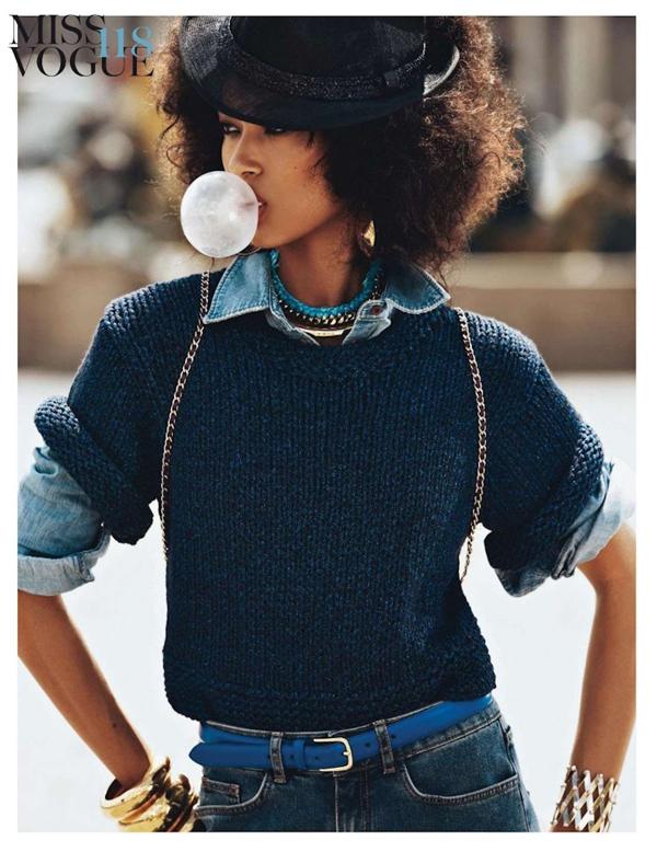 """Slika 33 """"Vogue Paris"""": Jednostavno divlja!"""