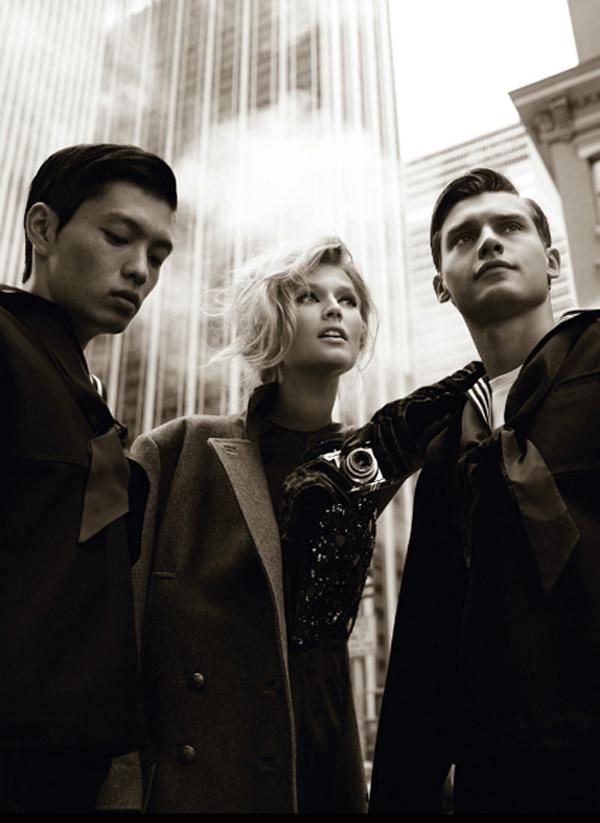 "Slika 332 ""Vogue Germany"": Dani slave"