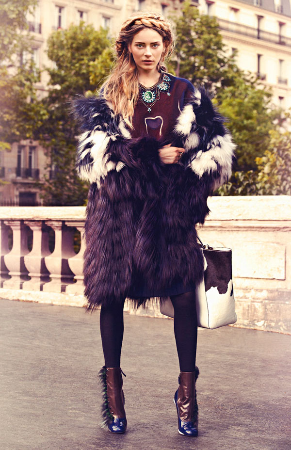 "Slika 344 ""L'Officiel Paris"": Nomadski luksuz"
