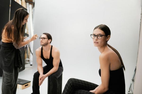 Slika 44 Karl Lagerfeld: Elegancija pogleda