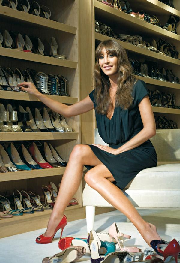 Slika 5 Sve moz e lepo da izgleda uz dobre cipele Stil moćnih ljudi: TV drama Tamare Mellon