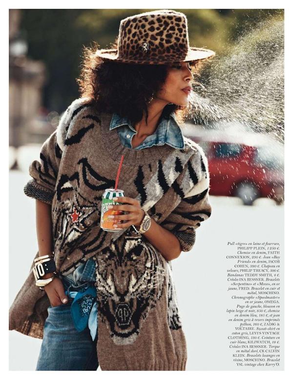 """Slika 62 """"Vogue Paris"""": Jednostavno divlja!"""