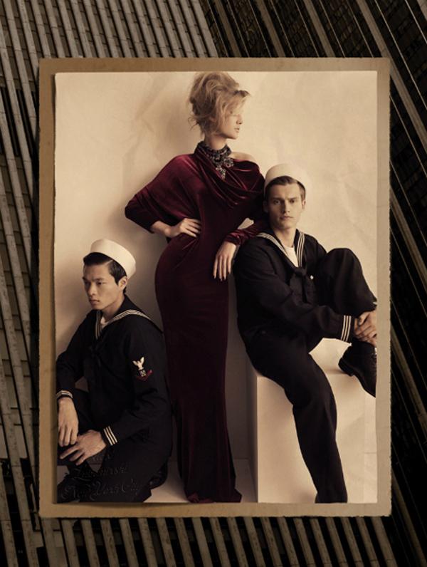 "Slika 714 ""Vogue Germany"": Dani slave"